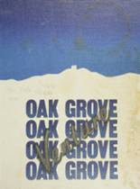 1985 Yearbook Oak Grove High School