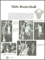 1995 Englewood High School Yearbook Page 126 & 127