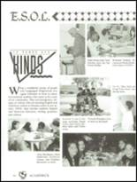 1995 Englewood High School Yearbook Page 166 & 167