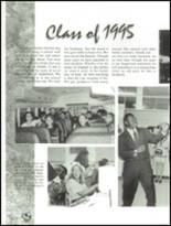 1995 Englewood High School Yearbook Page 240 & 241