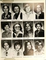1978 Southington High School Yearbook Page 100 & 101