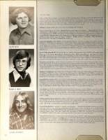 1978 Southington High School Yearbook Page 102 & 103