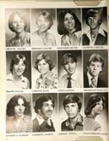 1978 Southington High School Yearbook Page 104 & 105