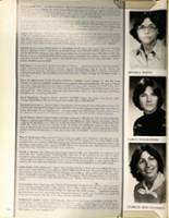 1978 Southington High School Yearbook Page 108 & 109