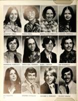 1978 Southington High School Yearbook Page 112 & 113