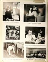 1978 Southington High School Yearbook Page 126 & 127
