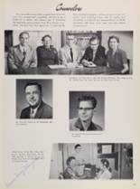 1958 Antelope Valley High School Yearbook Page 16 & 17