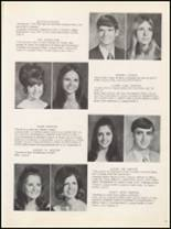 1972 Marshall High School Yearbook Page 16 & 17