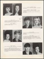 1972 Marshall High School Yearbook Page 18 & 19