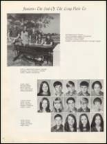 1972 Marshall High School Yearbook Page 28 & 29
