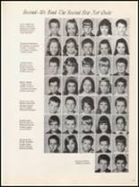 1972 Marshall High School Yearbook Page 50 & 51