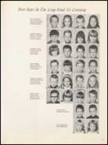 1972 Marshall High School Yearbook Page 52 & 53