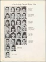 1972 Marshall High School Yearbook Page 54 & 55