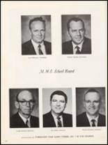 1972 Marshall High School Yearbook Page 58 & 59
