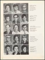 1972 Marshall High School Yearbook Page 60 & 61