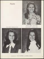 1972 Marshall High School Yearbook Page 66 & 67