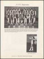 1972 Marshall High School Yearbook Page 76 & 77