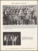 1972 Marshall High School Yearbook Page 82 & 83
