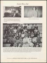 1972 Marshall High School Yearbook Page 84 & 85