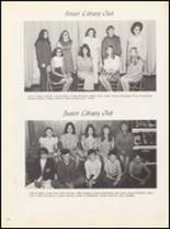 1972 Marshall High School Yearbook Page 86 & 87