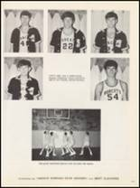 1972 Marshall High School Yearbook Page 104 & 105
