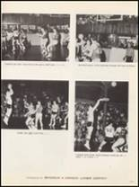 1972 Marshall High School Yearbook Page 108 & 109