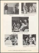 1972 Marshall High School Yearbook Page 116 & 117