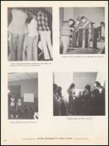 1972 Marshall High School Yearbook Page 122 & 123