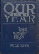 1981 Yearbook Edmonson County High School