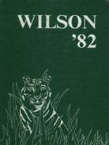 1982 Yearbook Wilson High School