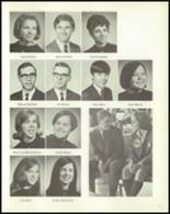 1969 Carmel High School Yearbook Page 14 & 15
