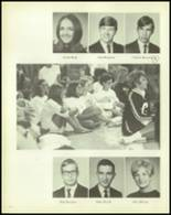 1969 Carmel High School Yearbook Page 16 & 17