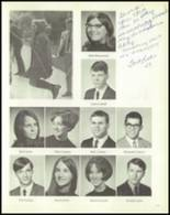 1969 Carmel High School Yearbook Page 18 & 19