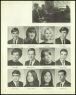 1969 Carmel High School Yearbook Page 24 & 25