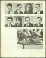 1969 Carmel High School Yearbook Page 26 & 27