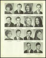 1969 Carmel High School Yearbook Page 28 & 29