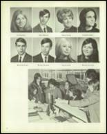 1969 Carmel High School Yearbook Page 32 & 33
