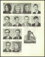 1969 Carmel High School Yearbook Page 34 & 35