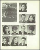 1969 Carmel High School Yearbook Page 36 & 37