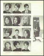 1969 Carmel High School Yearbook Page 40 & 41