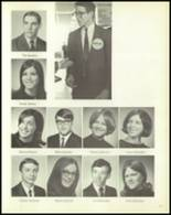 1969 Carmel High School Yearbook Page 42 & 43
