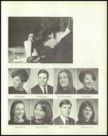 1969 Carmel High School Yearbook Page 44 & 45
