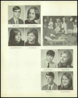 1969 Carmel High School Yearbook Page 50 & 51