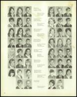 1969 Carmel High School Yearbook Page 54 & 55