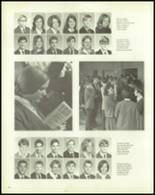1969 Carmel High School Yearbook Page 56 & 57