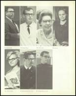 1969 Carmel High School Yearbook Page 66 & 67