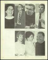 1969 Carmel High School Yearbook Page 70 & 71