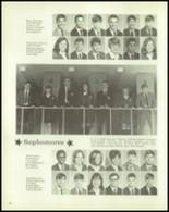 1969 Carmel High School Yearbook Page 76 & 77