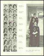 1969 Carmel High School Yearbook Page 92 & 93