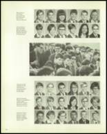 1969 Carmel High School Yearbook Page 96 & 97
